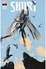 Shuri (2018-2019) #4 Kindle Edition