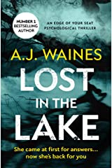 Lost in the Lake: an edge of your seat psychological thriller (Samantha Willerby Mystery Series Book 2) Kindle Edition