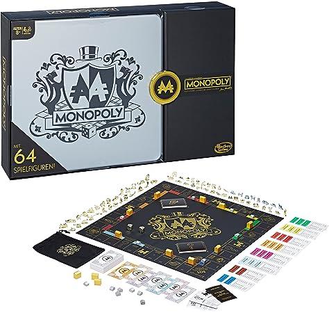 Hasbro Monopolio Firma Token colección: Amazon.es: Juguetes y juegos