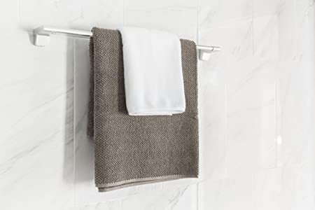 Amazon.com: Bath Towels Taupe 4-Piece Set - 100% Cotton Luxury Quick Dry Turkish Towels for Bathroom, Guests, Hot Tub - Hotel Quality Collection Bath Towels ...