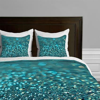 Deny Designs Lisa Argyropoulos Aquios Duvet Cover, Twin