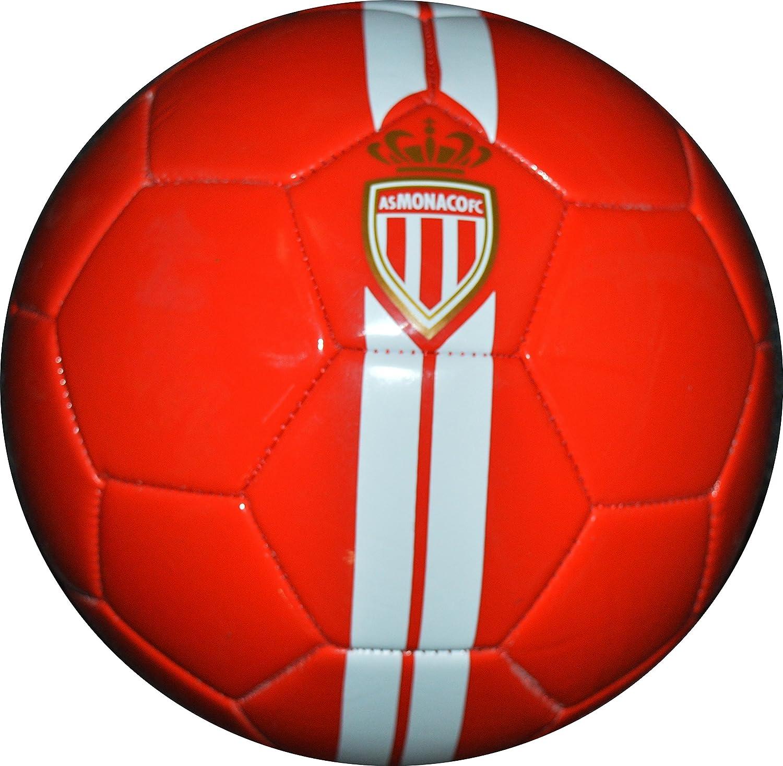 AS MONACO - Balón de fútbol (Talla 1): Amazon.es: Deportes y aire ...