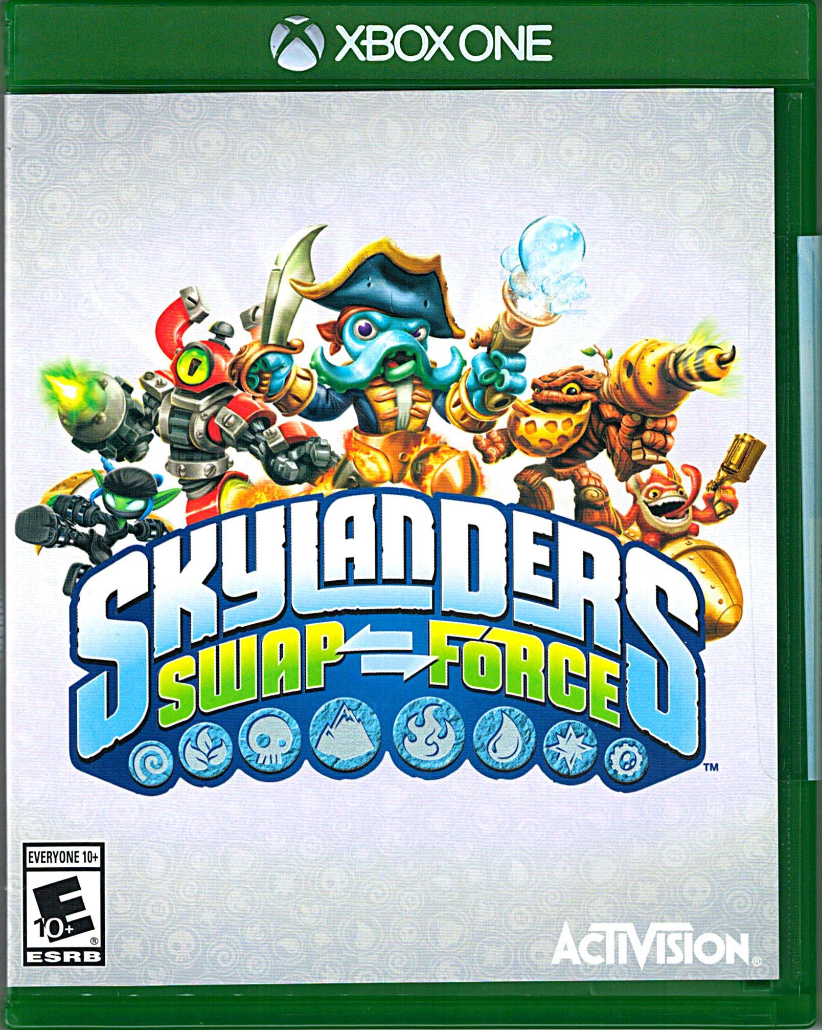 Xbox One Skylanders SWAP Force (GAME ONLY)