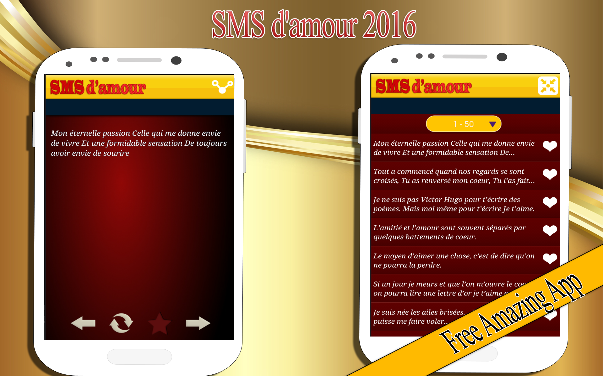 Love Sms Sms Damour 2016 Amazones Appstore Para Android