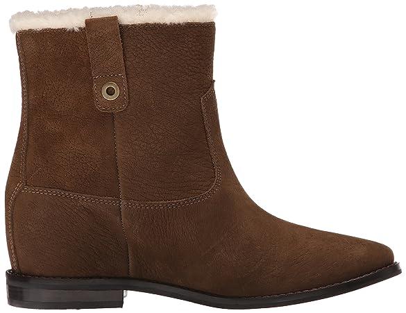 Cole Haan Damen Zillie Stiefel Slip auf Boot Schuhe