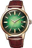 [シチズン] 腕時計 シチズン コレクション メカニカルウォッチ クラシカルシリーズ NK0002-14W メンズ ブラウン