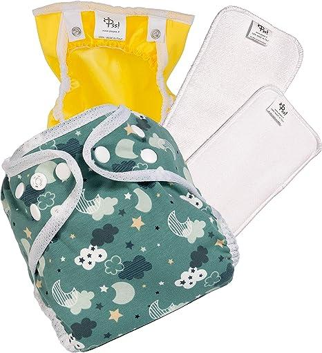 Pañales lavables ecológicos PSS! INNOVATIVE GLAM - Pañales de ...