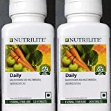 Amway Nutrilite Daily - 120 Tablets (Pack Of 2)