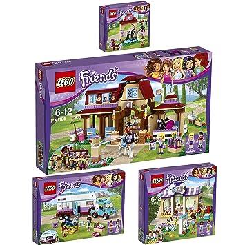 En Le Toilettage 41125 41126 Lego 41123 4 Set 41124 Friends Parties vwmN8n0