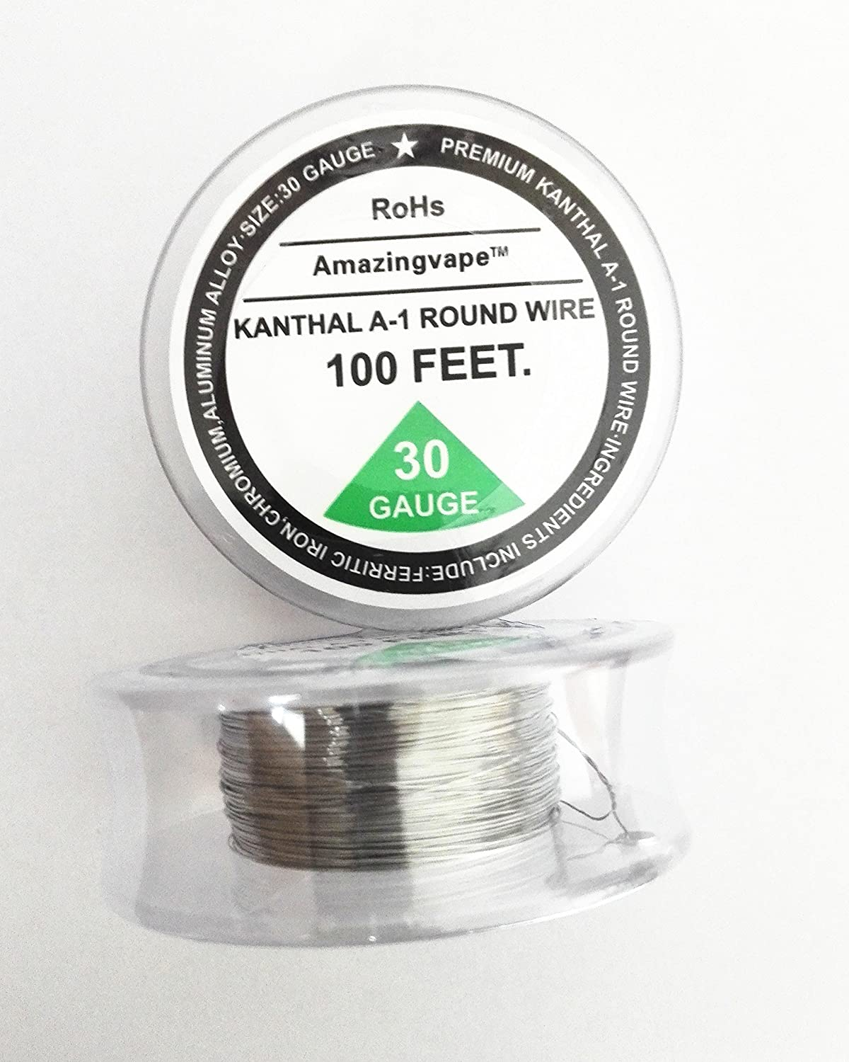 6 Pack Mixed 22, 24, 26, 28, 30, 32 Gauge AWG KA1 resistance wire ...