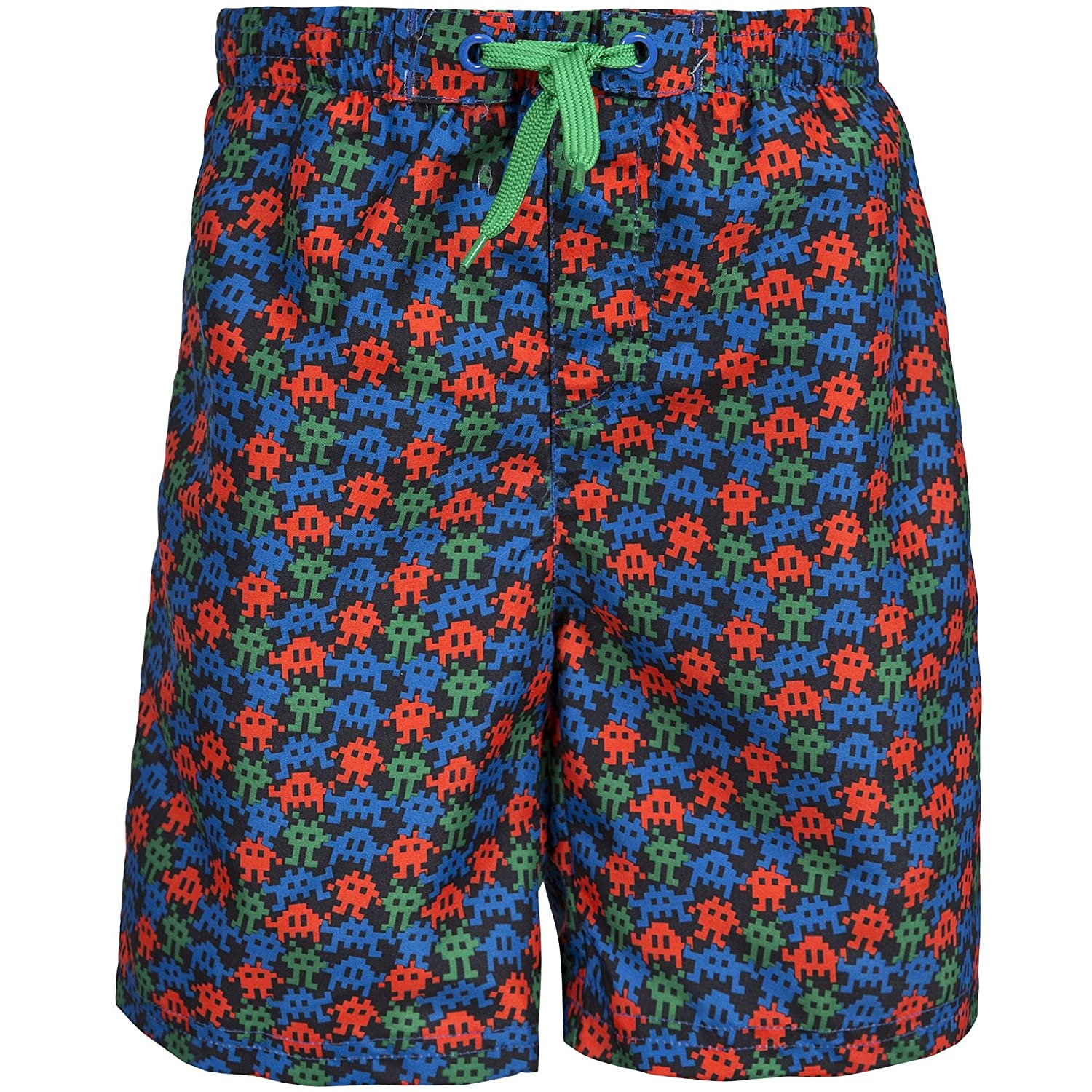 Trespass Childrens Boys Gamer Swimming Shorts