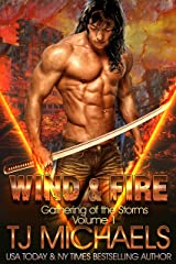 Wind and Fire (Gathering of the Storms Book 1) Kindle Edition