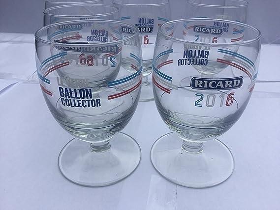 6 copas balón de Ricard de la Eurocopa 2016 - Tigrebock.com ...