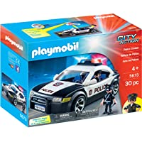 Playmobil 5673 Police Cruiser
