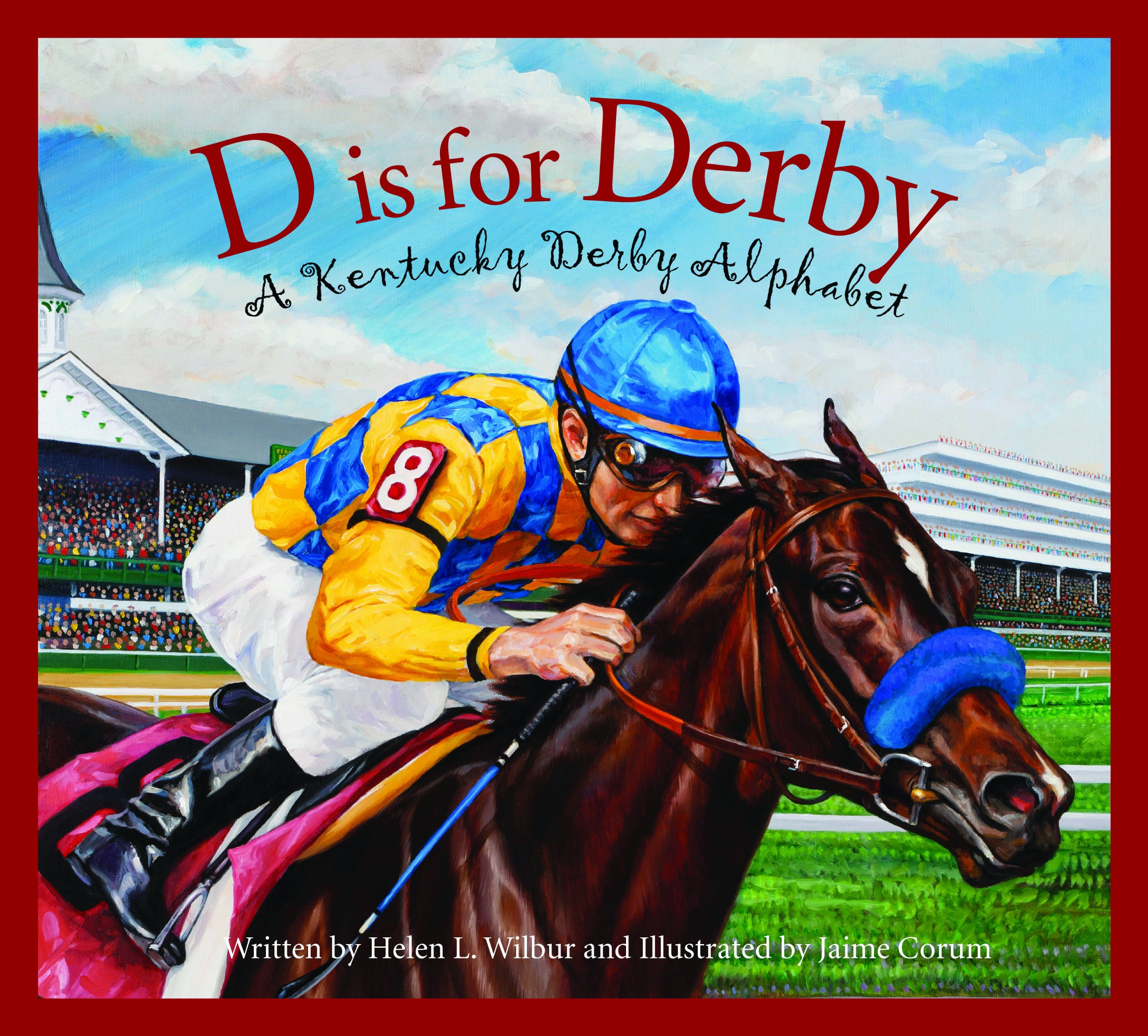 D is for Derby: A Kentucky Derby  Alphabet: A Kentucy Derby Alphabet (Alphabet Books (Sleeping Bear Press)) pdf