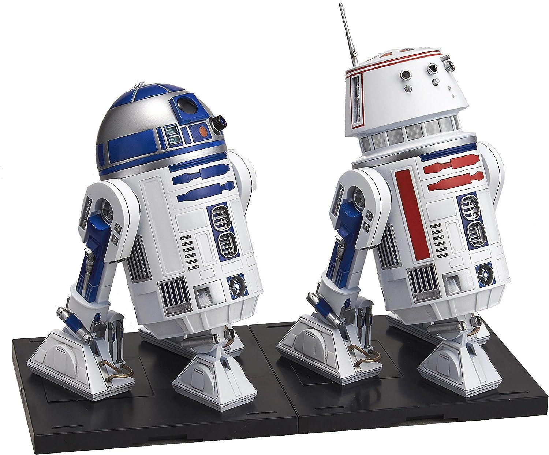 STAR Wars Kit Modellino in plastica 1//12 R2-D2 /& R5-D4 Bandai Japan NUOVO ***