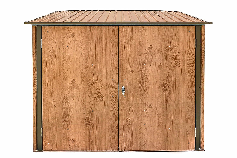 fahrradbox zweiradgarage empfehlungen bestseller im vergleich. Black Bedroom Furniture Sets. Home Design Ideas