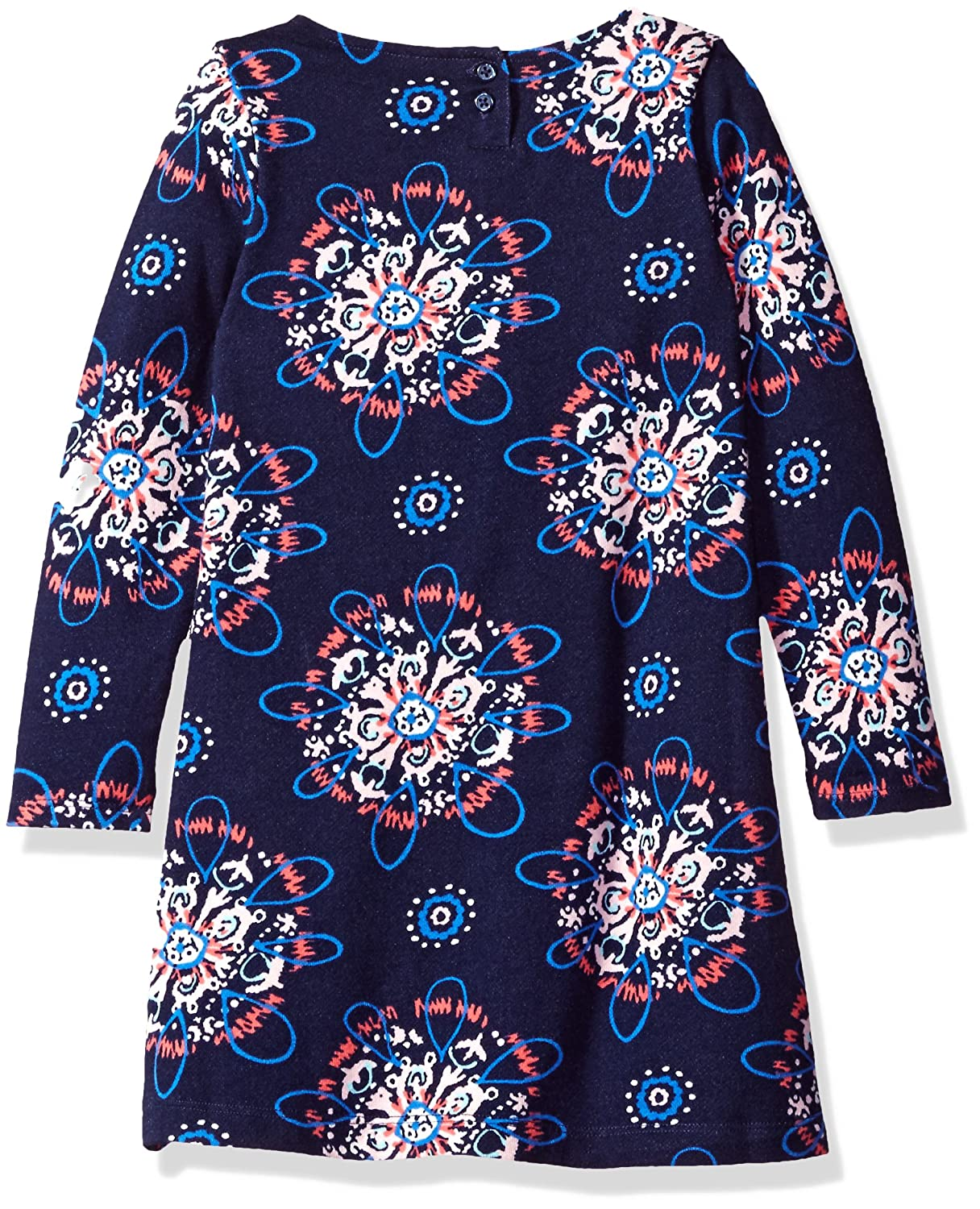 30e3ff9ba1d Amazon.com: Gymboree Girls' Toddler Navy Exploded Stars Shift Dress:  Clothing