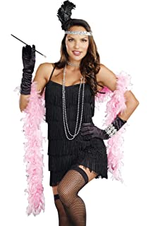 dreamgirl womens flapper costume