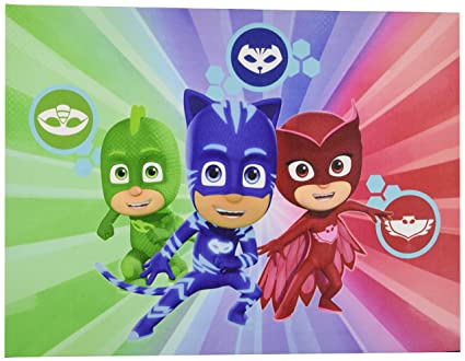 Entertainment One PJ Masks LED Wall Art