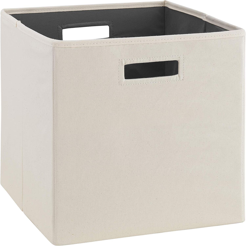 Linon Home Decor Dawes Linon 2pk Storage Bin, Linen