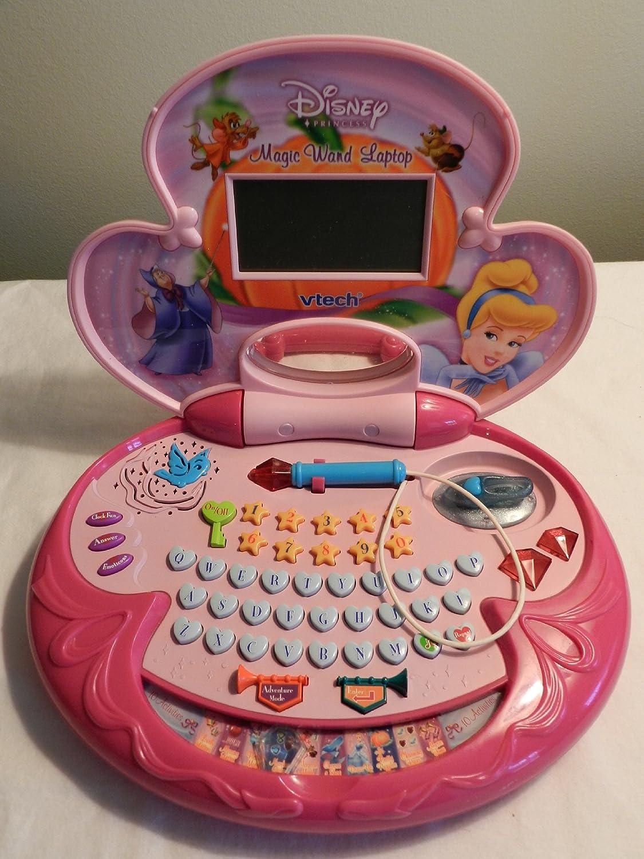 Vtech - Disney Princess - Magic Wand Laptop