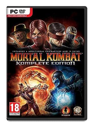 Mortal kombat: komplete edition download bogku games.