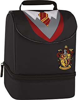 Thermos Licensed Dual Lunch Kit, Harry Potter - Gryffindor