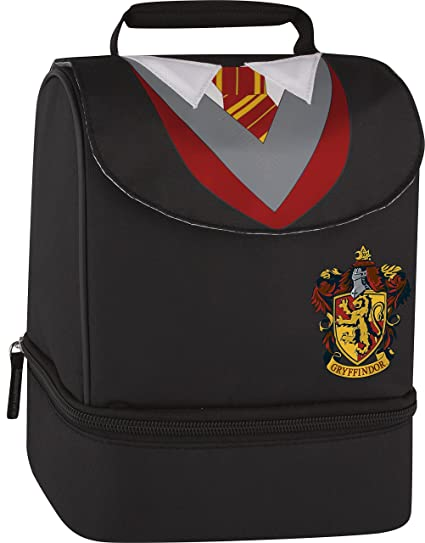 Amazon.com  Thermos Licensed Dual Lunch Kit, Harry Potter ... 0e781f52ea