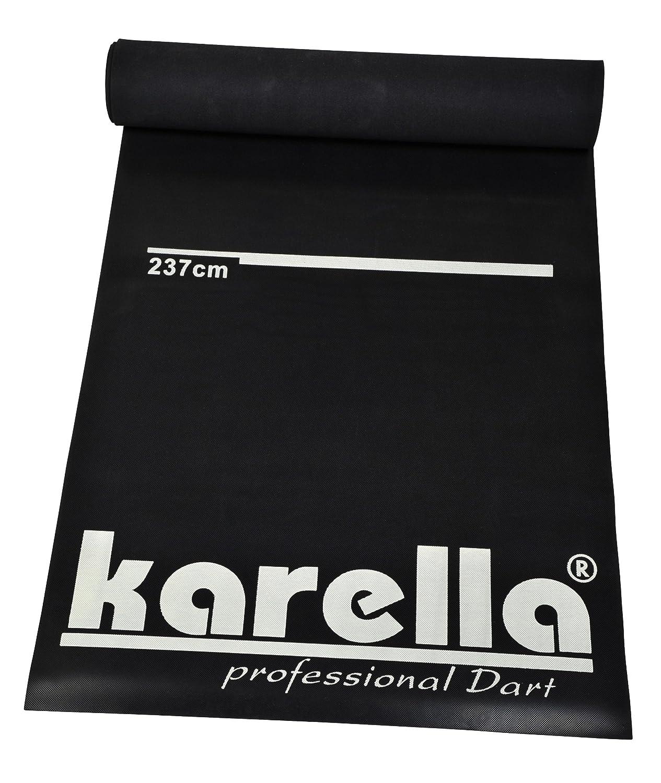 KARELLA-DARTMATTE Premium, für Steel- und Softdarts - Maße ca. 290 x 60 cm