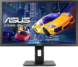 "ASUS VP278QGL 27"" Full HD 1920x1080 1ms DP HDMI VGA Adaptive Sync/FreeSync Eye Care Monitor,BLACK"