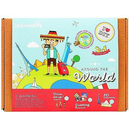 JackInTheBox Art And Craft Educational Kit For Kids