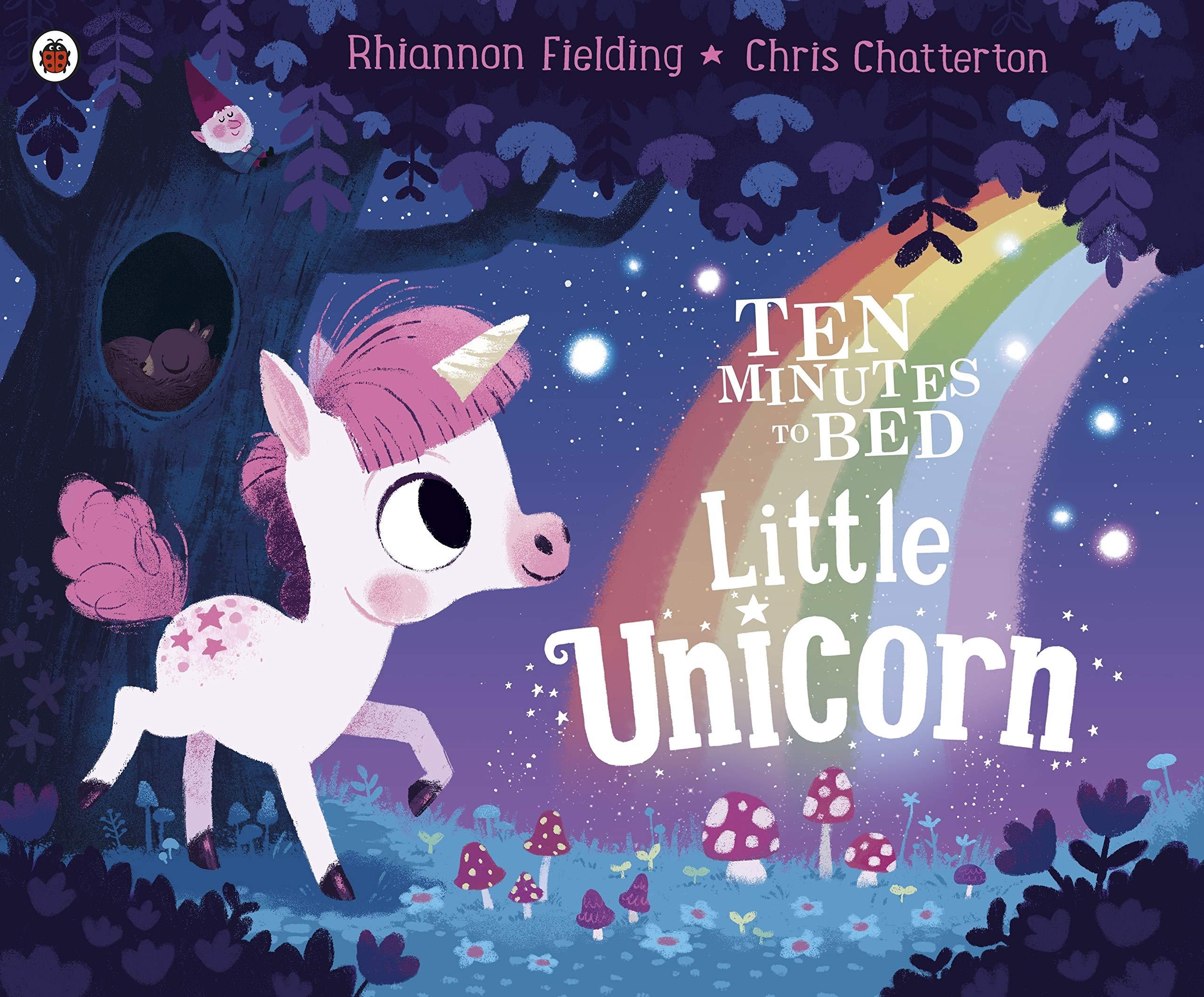 9b484b1db8d2 Ten Minutes to Bed  Little Unicorn  Amazon.co.uk  Rhiannon Fielding ...