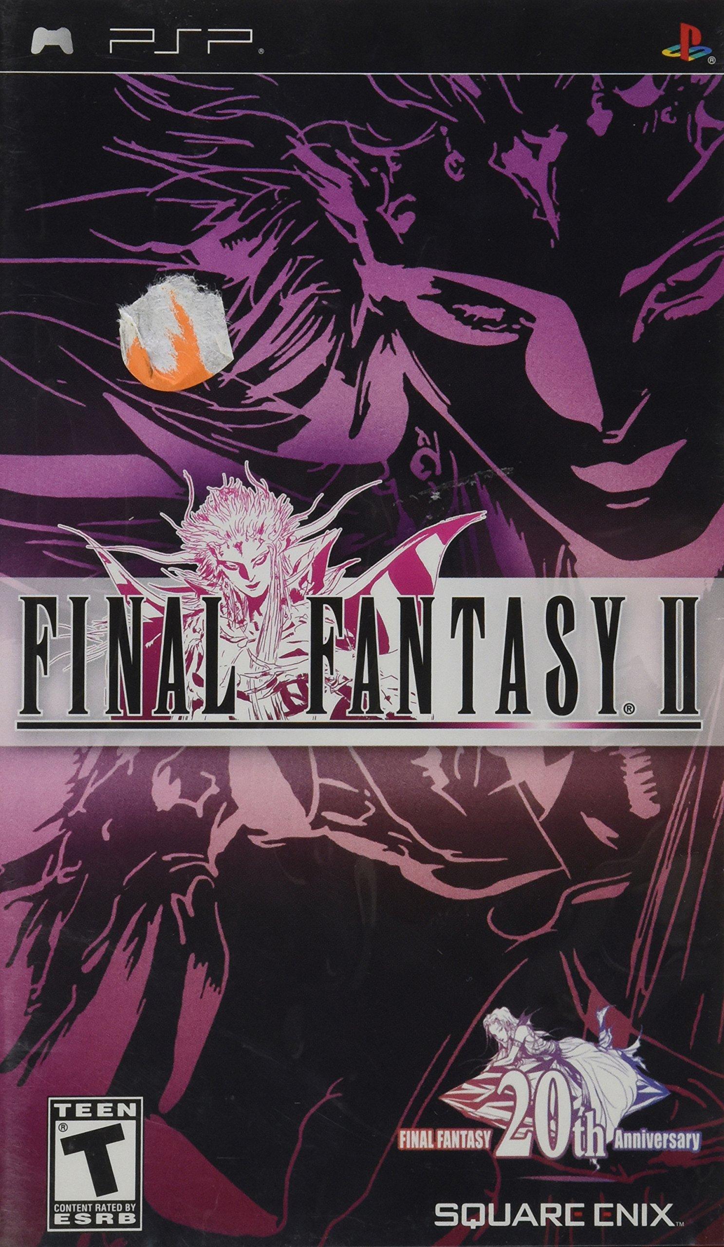 Final Fantasy II - Sony PSP