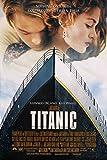 "TITANIC-POSTER FILM DIMENSIONI 30,48 X 20,32 (12"") X 8 CM"