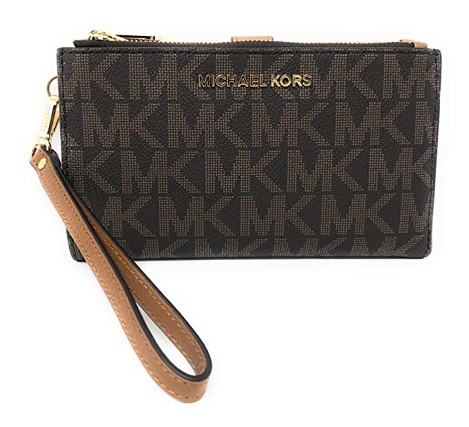 Amazon.com: Michael Kors bolsa de viaje Jet Set con doble ...