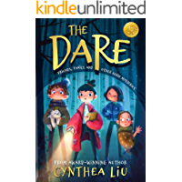 The Dare: Friends, Family, and Other Eerie Mysteries (a page-turning mystery books for kids age 9-12)