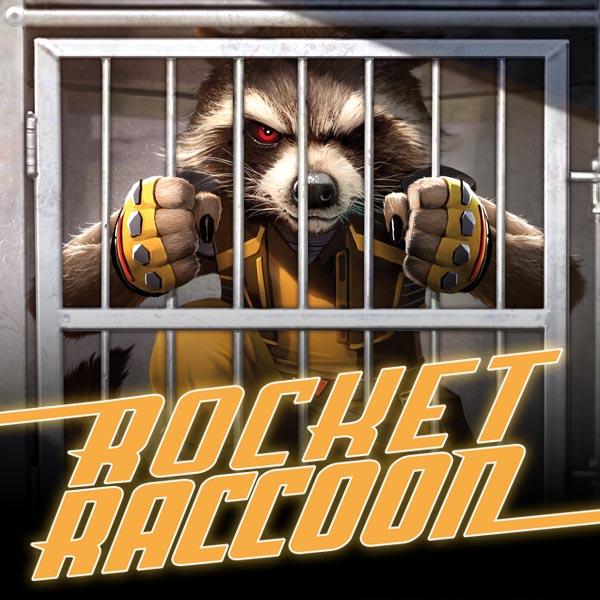 Rocket Raccoon (2016-) (Issues) (5 Book Series)