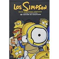 Los Simpson, Temporada 6 completa Edicion de Coleccion