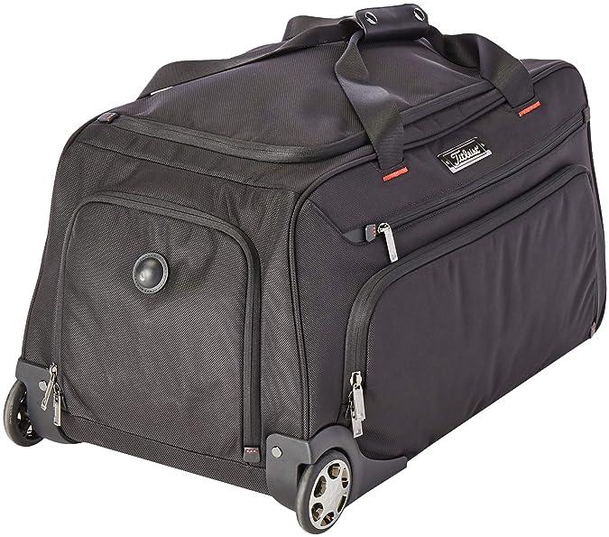 80538b520a Nike Professional Wheeled Sac de voyage unisexe, couleur noir: Amazon.fr:  Chaussures et Sacs