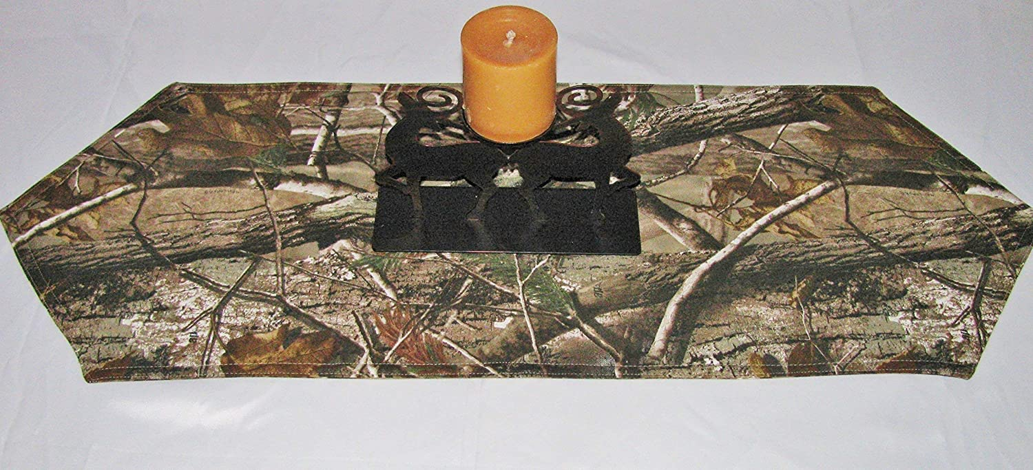 Tree Camo Table Runner (Various Sizes)