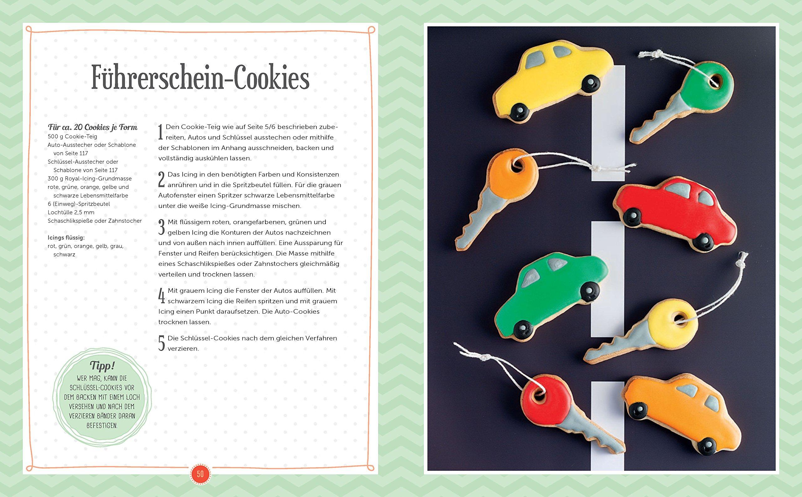 Funny Cookies: 9783625173984: Amazon.com: Books