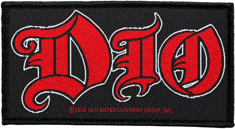 Dio – Parche Logo Patch – tejida & licencia oficial.: Amazon.es ...