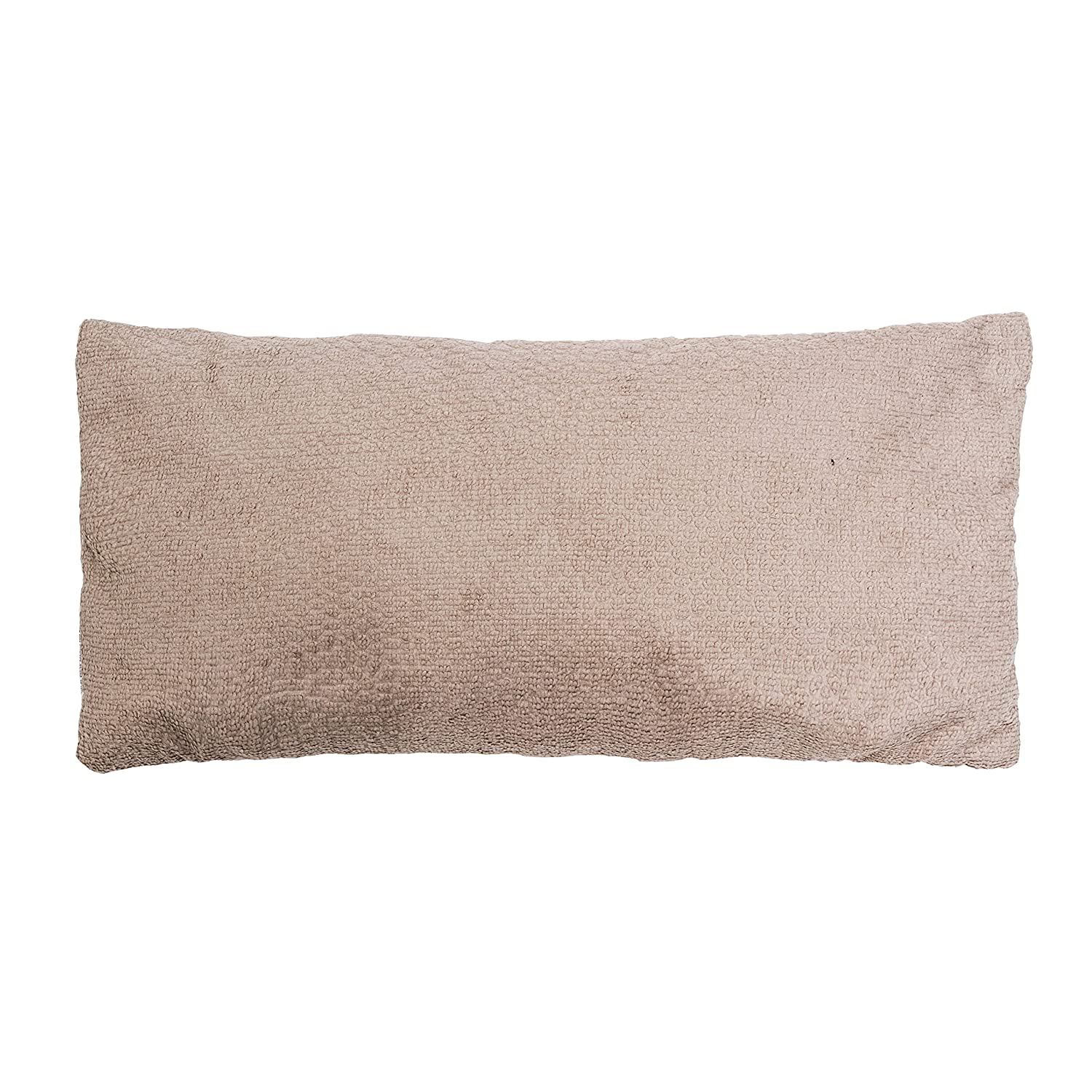 Splash Home Beads Pebble Non Slip Bath Pillow Luxurious Cushion Spa for Bathtub, Hot Tub, Jacuzzi, 13 x 3.5 x 5.5, Chocolate 14BEADP/STCHOSPL