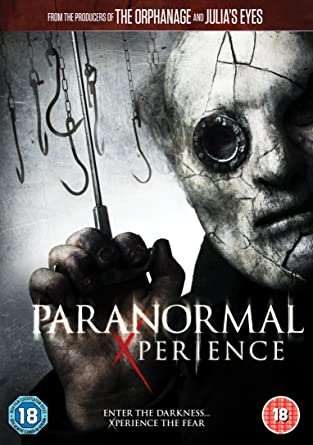 paranormal xperience