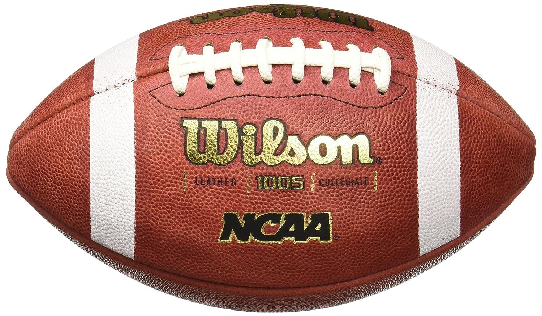 Wilson Football NCAA 1005 Traditiona, braun 3F1005R