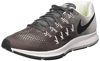 Nike Air Zoom Pegasus 33, Entraînement de course homme, Gris (Dark Grey/
