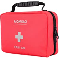 HONYAO Botiquín de Primeros Auxilios, Mini Kit