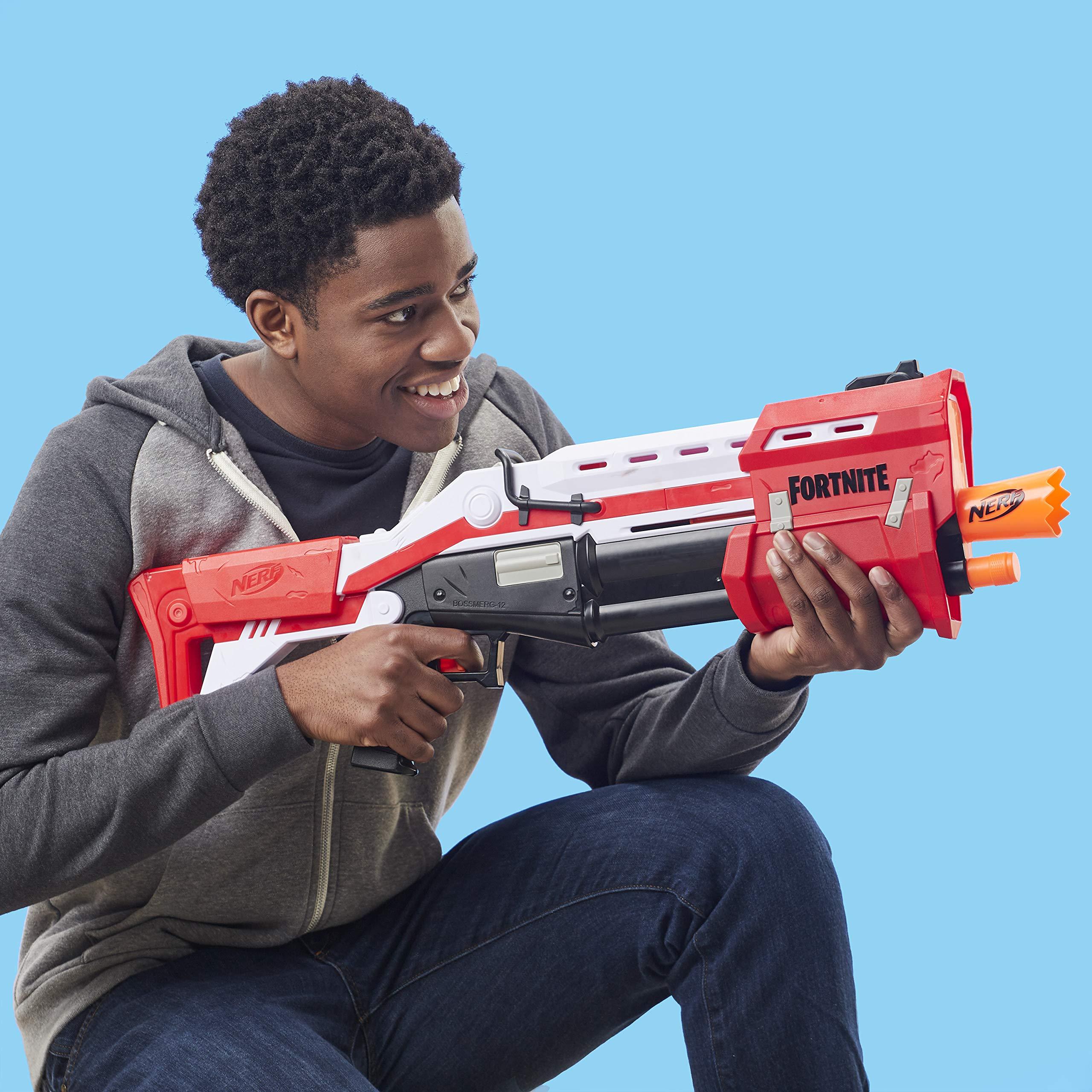 Nerf Fortnite TS-1 Blaster by NERF (Image #5)