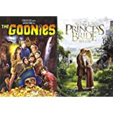 The Goonies + Princess Bride Fairy Tale DVD Collection Family Fun 2 Movie Bundle Set